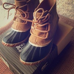 Sorel Women's duck boots size 6.5